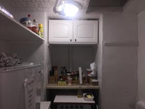 Cuisine ou kitchenette dans l'établissement Illumination Bed & Breakfast