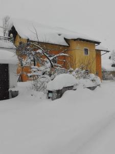 Appartement-Heuberg im Winter