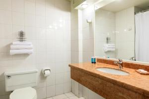 Un baño de Hotel Frontera Clásico