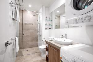A bathroom at The Sebel Busselton