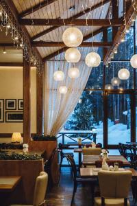 Ресторан / где поесть в Отель-клуб Гардарика