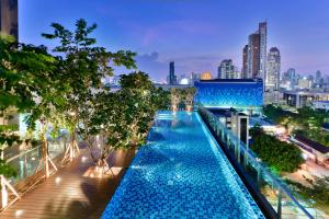 A view of the pool at Civic Horizon Hotel & Residence or nearby