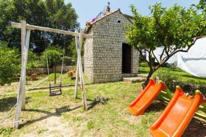 Children's play area at Villa Scala 2 - Mlini