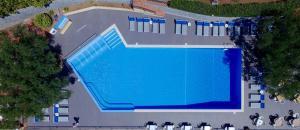 A view of the pool at Villaggio Turistico La Fenosa or nearby