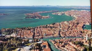 A bird's-eye view of Locanda Sant'Anna Hotel