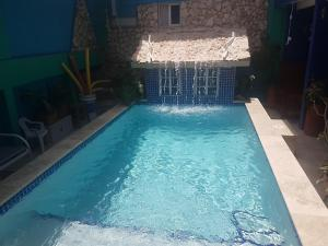 The swimming pool at or close to A1 Apartments Aruba