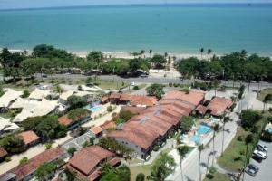 A bird's-eye view of Taperapuan Praia Hotel