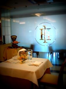 A restaurant or other place to eat at Santa Caterina Park Hotel