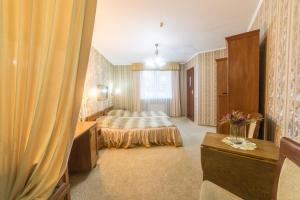 Ліжко або ліжка в номері Hotel Premyer