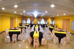 Banquet facilities sa hotel