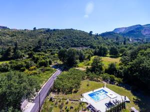 A bird's-eye view of Villa Green Paradise