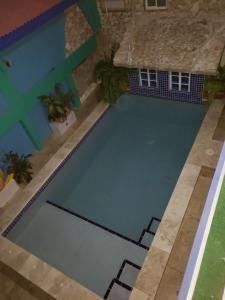 A view of the pool at A1 Apartments Aruba or nearby