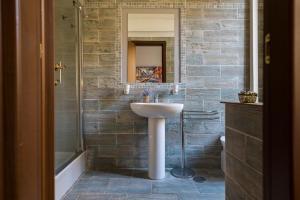 A bathroom at Dulcis In Fundo