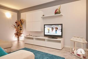TV o dispositivi per l'intrattenimento presso Appartamento Valtenesi