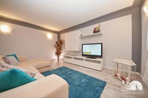 Area soggiorno di Appartamento Valtenesi