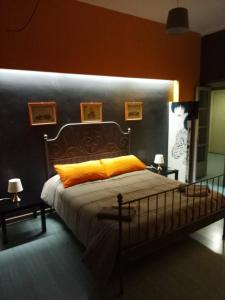 A bed or beds in a room at Fermata Marconi