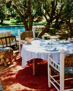 Restaurant ou autre lieu de restauration dans l'établissement La Pause
