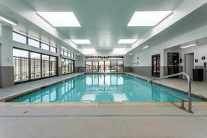 The swimming pool at or near Hampton Inn & Suites St. George