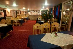 Restoran või mõni muu söögikoht majutusasutuses Katariina Guesthouse