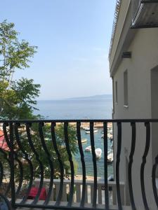 Балкон или терраса в Apartments Casa Sul Mare