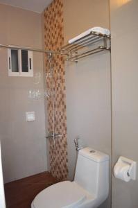 A bathroom at Taj Resort and Spa