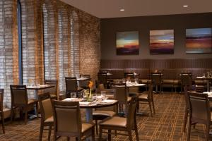 A restaurant or other place to eat at Millennium Minneapolis