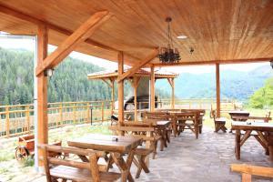 Ресторант или друго място за хранене в Хотел Мурсал