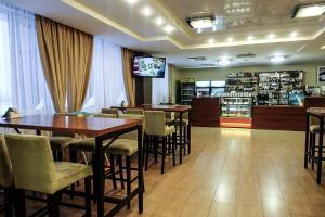 Лаундж или бар в Санаторно-оздоровительный комплекс ТИРВАС