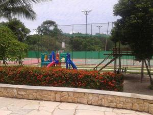 Parquinho infantil em Flat Excepcional - Nannai - Porto de Galinhas