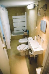 A bathroom at Asul B&B