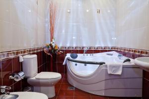 Ванная комната в Отель Ричмонд