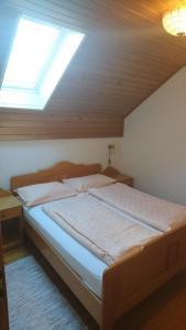 Postelja oz. postelje v sobi nastanitve Farm Stay Ramšak