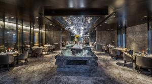 مطعم أو مكان آخر لتناول الطعام في فندق بريرا الدمام