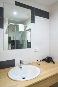 Un baño de Hotel Concheiros