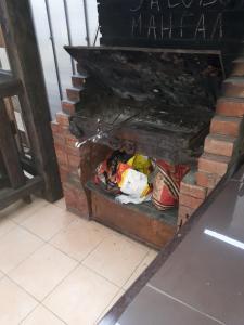 Принадлежности для барбекю в апартаментах/квартире