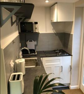 A kitchen or kitchenette at Agars Place, Datchet