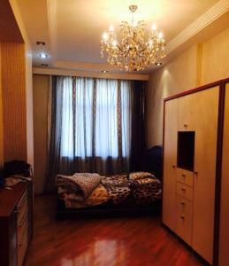 Uma área de estar em Nizami Street 22