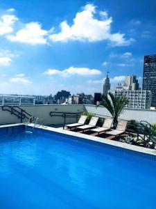 The swimming pool at or close to Studios Centro SP 16