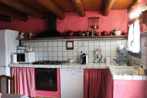 A kitchen or kitchenette at CAN SIMON