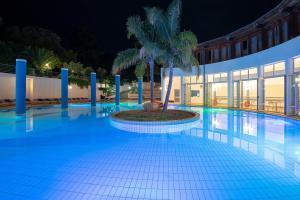 The swimming pool at or near Hotel Club Village Maritalia
