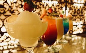 Bebidas em Mercure Hotel Khamis Mushayt