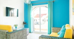 Zona de estar de Tonel Apartamentos Turisticos