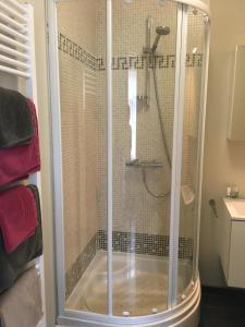 A bathroom at Guesthouse De Middelvelden