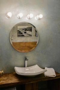 Ванная комната в Hotel Rio Malecon
