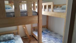 Un ou plusieurs lits superposés dans un hébergement de l'établissement Friends of Loft