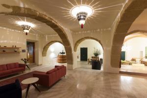 The lobby or reception area at Casa de Atalaia - Turismo de Habitação