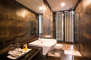 Ein Badezimmer in der Unterkunft Amanta Hotel Nongkhai
