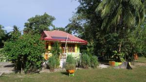 Сад в Farm Belle Cottages