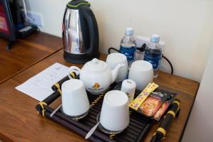 Tiện nghi pha trà/cà phê tại Vela Phu Quoc Resort