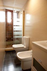 Un baño de Happy Apartments Valencia – Lope de Vega